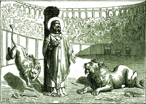 olier,humilité,discrétion,oubli,distraction,dieu,ignace d'antioche,martyr