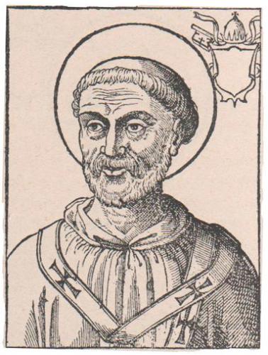 St Zéphirin,pape,martyr,