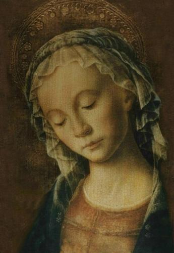 Pie XII,Coeur immaculé,sainte vierge,Marie,modèle,recueillement,patience,prière,silence,maternité,evangile,magnificat