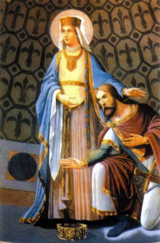saint,françois carraciolo,fondateur,clercs réguliers mineurs,sainte clotilds,reine,francs,pèlerinage,vivières,confrérie