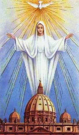 Prière,Marie,Mère de l'Eglise,conclave