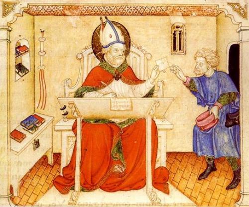 St Ambroise de Milan,évêque,docteur de l'Eglise