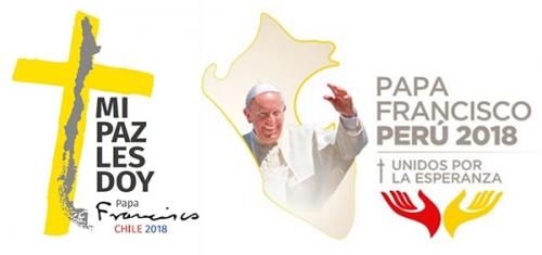 voyage,apostolique,pape,François,Chili,Pérou,cérémonie,bienvenue,aéroport