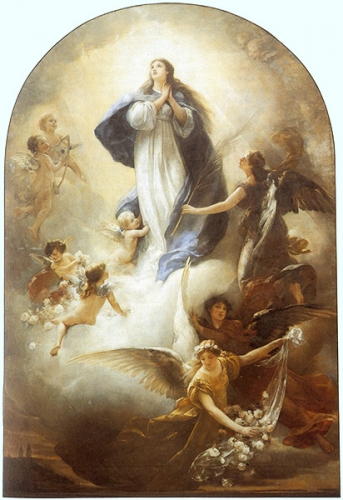 Benoît XVI,Assomption,Sainte,Vierge,Marie
