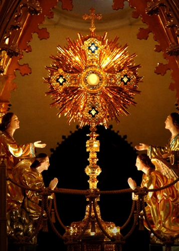 Jeudi Saint,Jésus,saint sacrement,eucharistie,outrages,injures,sacrifice,offrande,péchés,miséricorde