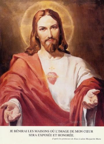Léon Dehon,Coeur,Sacré-Coeur,Jésus,vertus,miséricorde,Claude la Colombière,misère,coeur,grâce,bénédiction,humilité,patience,charité