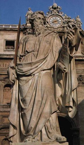 Commémoration,St Paul,apôtre,catéchèses,Benoît XVI