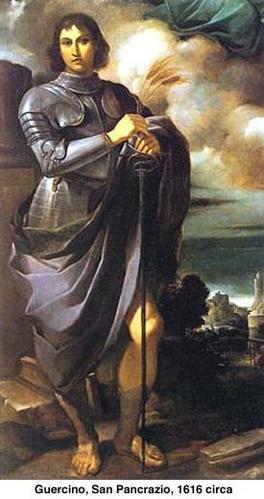 Sts Nérée,Achille,Domitille,vierge,Pancrace,martyrs