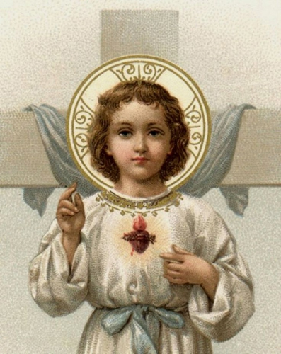Joseph Calot,dévotion,Sacré-Coeur,coeur,Jésus,amour,compassion,Deus Caritas est