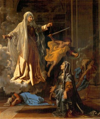 Ste Françoise Romaine,mère de famille