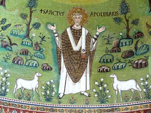 St Apollinaire de Ravenne,évêque,martyr