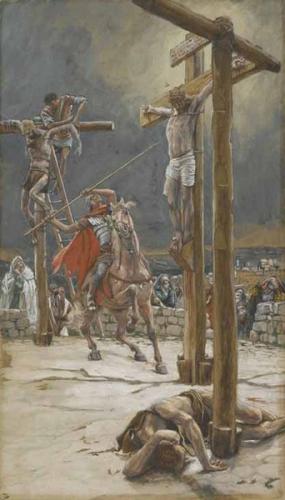 Léon Dehon,Vendredi Saint,Coeur,Jésus