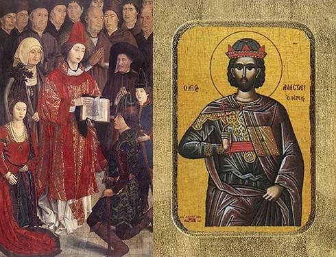 Vincent,Anastase,martyrs