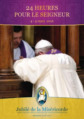 24 heures pour le Seigneur,pape,François,célébration,confessions,homélie