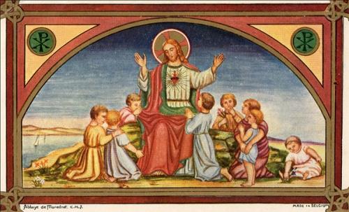 Acte,consécration,Sacré-Coeur,,bénédictions,retraite,outrages,ingratitudes,péchés,patience,pardon