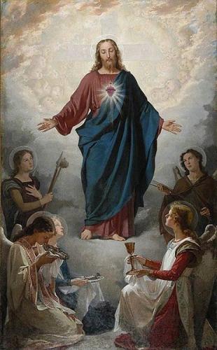 sacré-coeur,christ,jésus,consécration