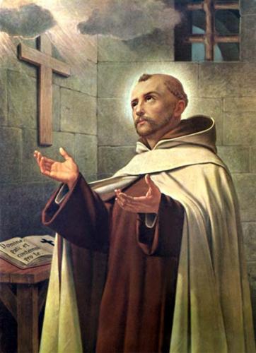 St Jean de la Croix,secret,pur,pureté,amour,travail,secret,Dieu,serviteur