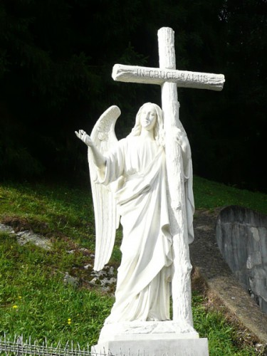 salut,croix,