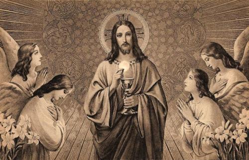 St Pierre-Julien Eymard,intimité divine,communion,eucharistique,coeur,Jésus,Notre-Seigneur,Christ,action de grâces,recueillement,grâces