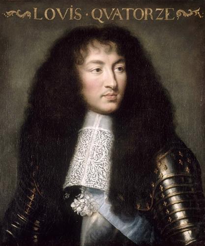 Troisième,centenaire,mort,Roi,Louis XIV,1er septembre 1715
