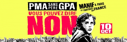 GPA,PMA,manifestation,10 octobre,France,Marchons Enfants