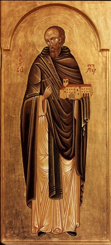 St Silvestre,abbé