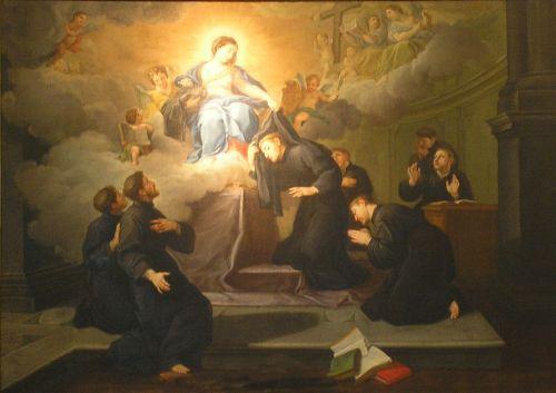 sept Saints fondateurs des Servites,confesseurs