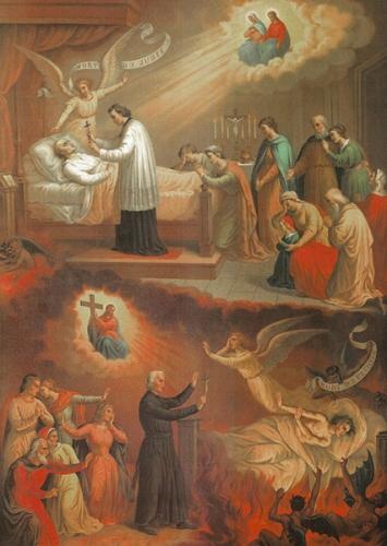 J. Guibert,retraite,spirituelle,prière,grâce,bonne mort,mourir,repos,éternel,éternité,Jésus,Marie,Joseph,anges,croix,amour,résignation,souffrances