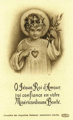 Ludovic de Besse,1er vendredi,mois,Sacré Coeur,Jésus,enfant,méditation,reconnaissance,imitation,humilité,enfance,jeunesse,réforme,coeur,simplicité