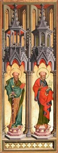St Bernard,sermon,fête,Sts Pierre et Paul,apôtres,prière