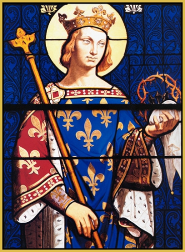 St Louis,roi,France,Louis IX
