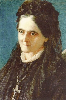 Bienheureuse,Louise-Thérèse,Montaignac de Chauvance,Fondatrice,Pieuse Union,Oblates,Sacré-Cœur ,Jésus