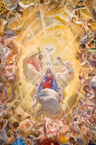fête,Marie,Reine,prière,Pie XII,royauté,royaume,miséricorde,sainteté,réconfort,supplication,guérison