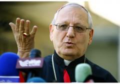 Irak,lettre ouverte,Mgr Sako,patriarche,chaldéens,Babylone,intervention,position,américaine,déception