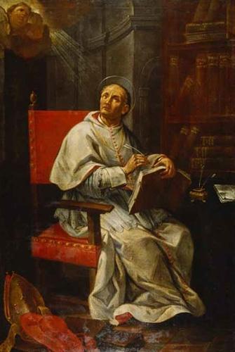 St Pierre Damien,évêque,confesseur,docteur,St Polycarpe