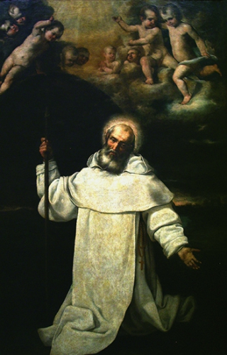 St Pierre Nolasque,confesseur