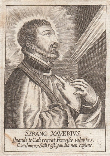 St,François-Xavier,confesseur,patron,Missions