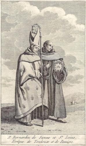 Vendredi des Quatre-Temps de Pentecôte,St Bernardin de Sienne,religieux,franciscain