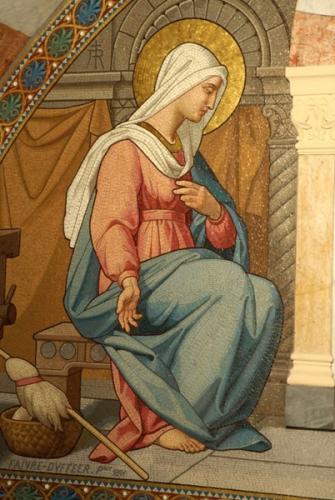 Annonciation,Maximilien Kolbe,vierge,marie,parole,servante,Dieu,Seigneur