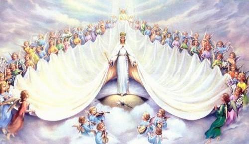 Mai,mois de Marie,Reine,du Ciel,de la France