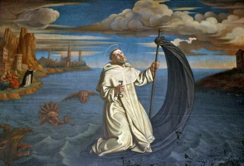 St Raymond de Pennafort,religieux,