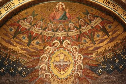 Prière,sept dons,Saint-Esprit,Esprit Saint,sagesse,intelligence,conseil,force,connaissance,piété,crainte de Dieu