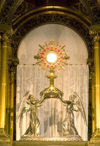 Pierre-Julien Eymard,Eucharistie,Saint Sacrement,Jésus-Eucharistie,présence,dévotion,injure,insulte,ingratitude,lâcheté,grâces,reconnaissance