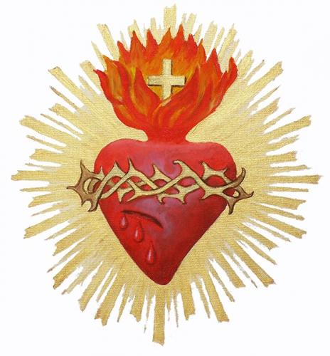 images,Sacré-Coeur,lettres,correspondance,écrits,Ste Marguerite-Marie