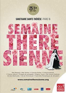 Semaine Thérésienne,2014,Paris,OAA,Apprentis,Auteuil,Sainte Thérèse,Brottier