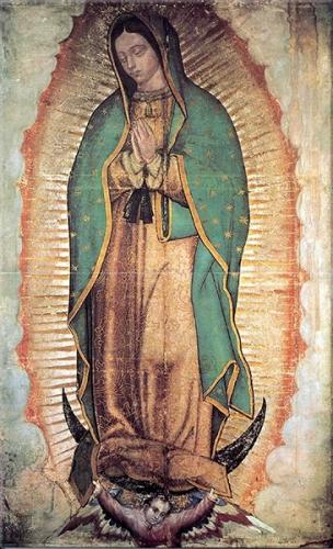 mardi,2e semaine,avent,Notre-Dame,Guadalupe