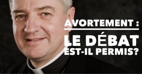 Mgr Aillet,tweeter,tweets,avortement,IVG,communiqué,diocèse,Bayonne