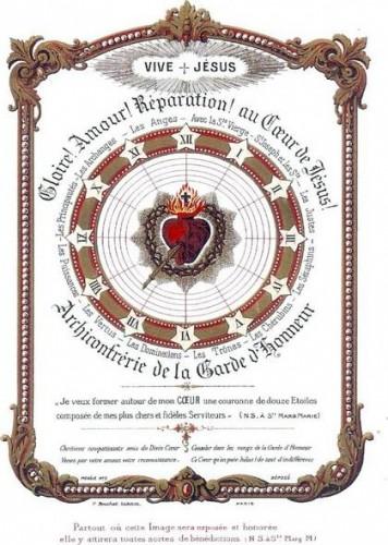 anniversaire,naissance au Ciel,dies natalis,Soeur Marie du Sacré-Coeur,Constance Bernaud,fondatrice,Garde d'Honneur,Sacré-Coeur,Bourg,Paray-le-Monial,Visitation