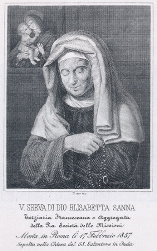 Béatification,Elisabetta Sanna,veuve,laïque,italienne,basilique,Saccargia,Codrongianos,Sardaigne