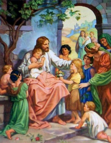 Joseph Théloz,amour,Jésus,Providence,simplicité,enfant,vérité